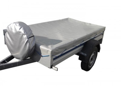 Covers for travel trailers