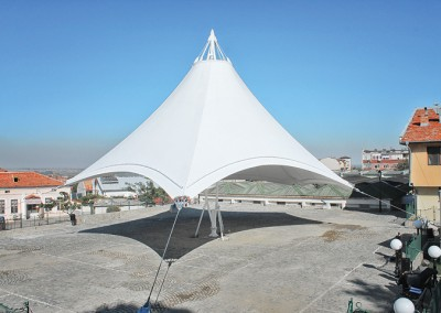 Tensile structures (16)