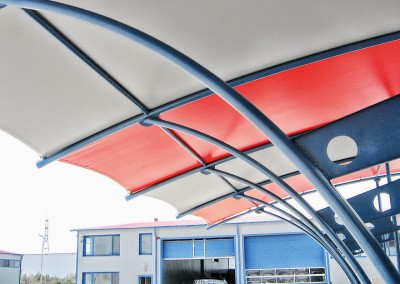 Tensile structures (34)